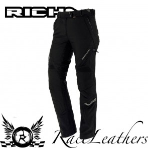 Richa Phoenicia Ladies Black Trousers