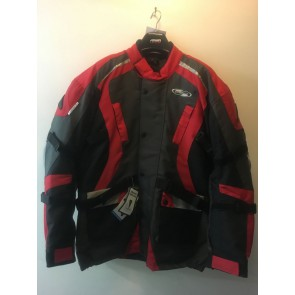 RK Canin Jacket Red