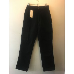 RK Sports Black Motorbike Jeans Long