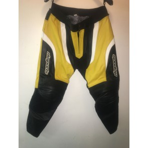 RK Sports TP-GO Yellow Trousers
