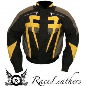 RK Apex Black Yellow Jacket