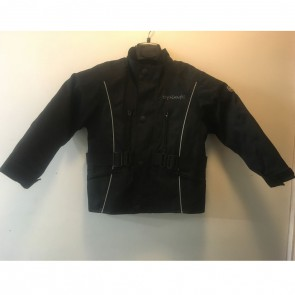 Dynamics Youth Black Jacket