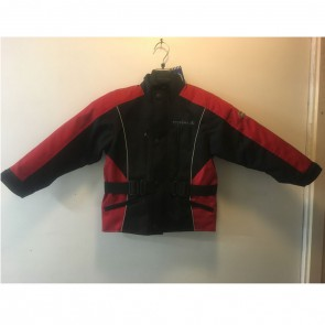 Dynamic Youth Red Jacket