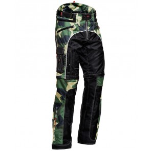 Lindstrands Lizard Enduro Adventure Pants Green Unisex