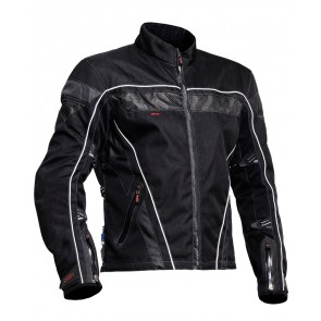 Lindstrands Black Gobi Jacket Unisex