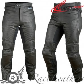Weise Hydra Waterproof Leather Jeans