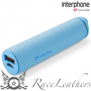 Interphone Powerbank Blue