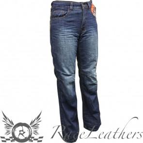 RS DJ1100 Travellers Blue Short