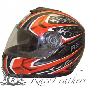 Viper RSV5 Vigor Red Helmet