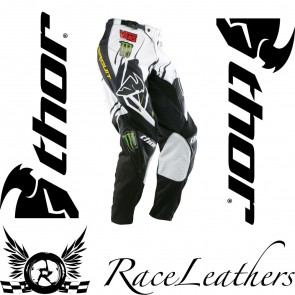 Thor ProCircuit White Youth Trousers