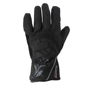 Rayven Diamond Ladies Gloves Black