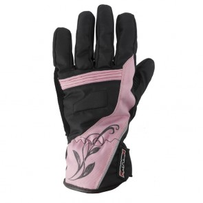 Rayven Diamond Ladies Gloves Pink