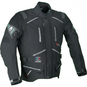 RICHA TOURING C CHANGE WATERPROOF JACKET BLACK