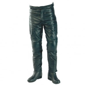Rayven Predator Leather Trousers