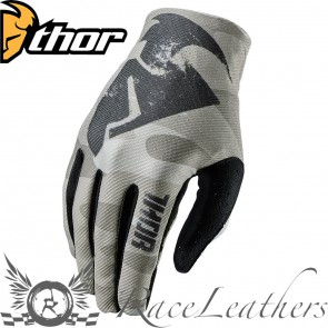 Thor Void Gloves S17 Covert Sand Camo