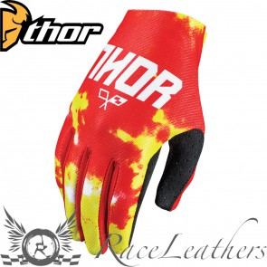 Thor Void Youth Gloves S17 Tydy Fire