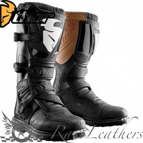Thor Blitz Youth Boot S15 Black