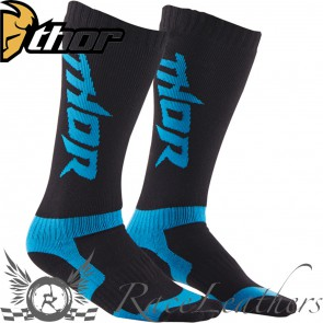 Thor Mx Socks S15 Youth Blue / Black