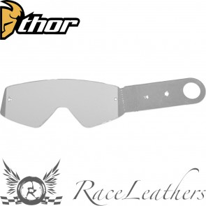 Thor Sniper Tear-Offs Clear - Pack Of 10