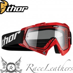 Thor Enemy Youth Goggles Tread Red