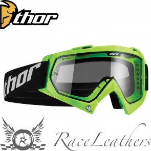 Thor Enemy Youth Goggles Flo-Green