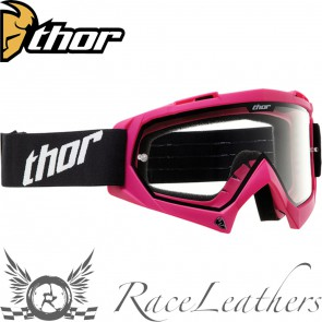 Thor Enemy Youth Goggles Pink