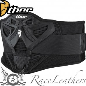 Thor Sector Kidney Belt S13 Black - Youth