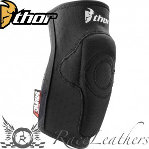 Thor Static Elbow Guards Black