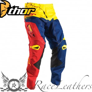 Thor Fuse Pant S17 Pinin Navy / Red