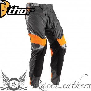 Thor Prime-Fit Pant S17 Rohl Flo-Orange / Grey