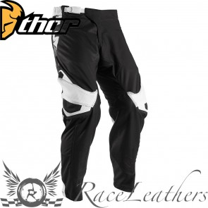 Thor Prime-Fit Pant S17 Rohl Black / White