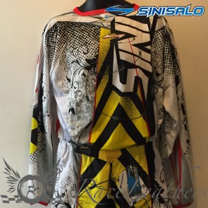 Sinisalo Kids Caution MX Jersey