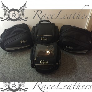 RaceLeathers Nomad Luggage Set