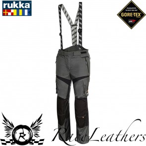 Rukka Paijanne Trousers Grey/Black