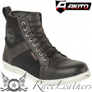 Akito Citizen Boots Black
