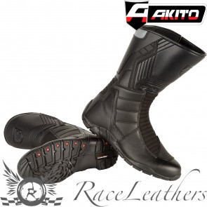 Akito Stealth Boots Black