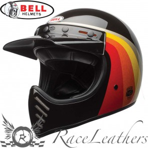 Bell Moto 3 Chemical Candy Black Gold