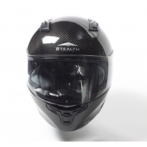 STEALTH HELMET HD117 FULL FACE CARBON FIBRE  XS