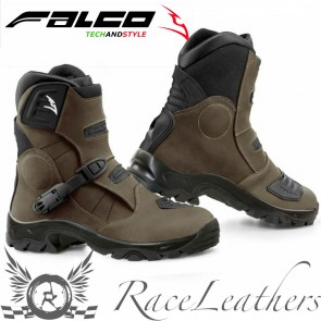 Falco Volt ATV Brown Boots