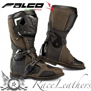 Falco Avantour Brown Boots