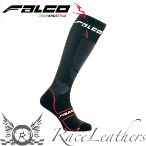 Falco Carbon 2.0 Socks Black