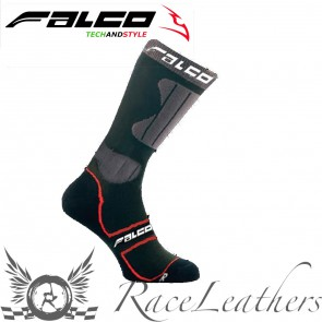 Falco Tourer 2.0 Socks Black