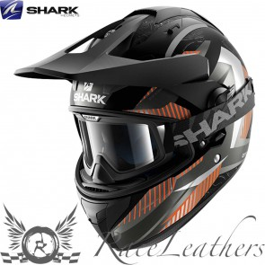 Shark Explore R Peka Black Orange