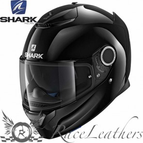 Shark Spartan Black