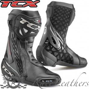 TCX RT-Race WP Black