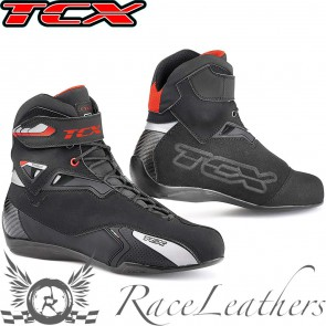 TCX Rush WP Black