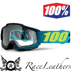 100% Goggles Accuri R-Core Clear Lens