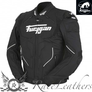 Furygan Raptor White Black