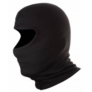 SPADA BALACLAVA - BLACK COTTON