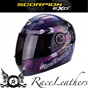 Scorpion EXO 490 Dream Black Cham